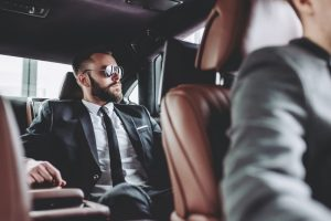 What to expect from an executive chauffeur