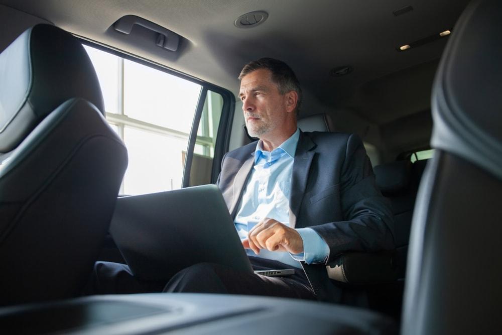 Business chauffeur