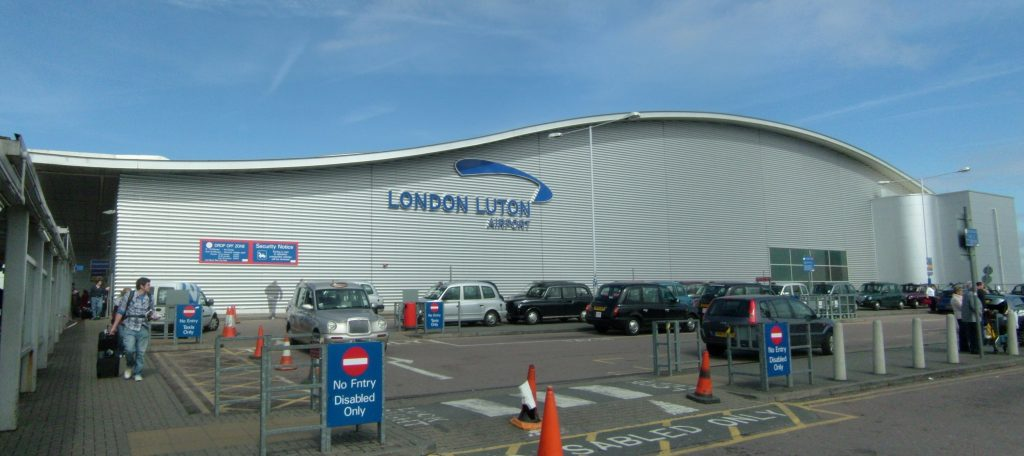 Taxi Services Milton Keynes To Luton