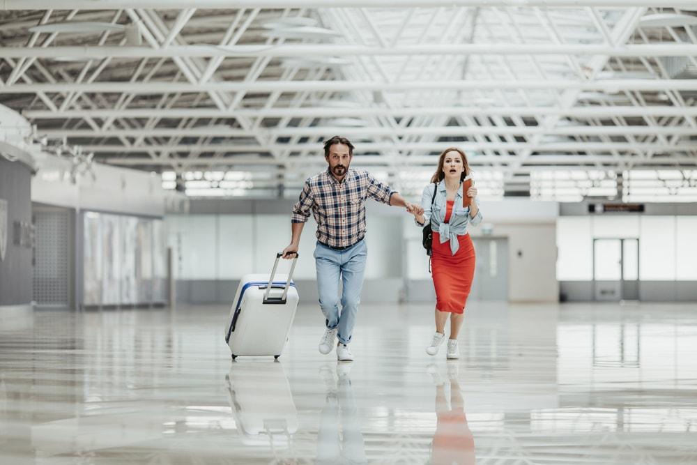 Top reasons why people miss their flights