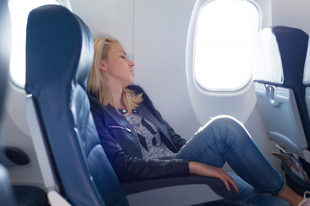 Reasons why flying is so tiring