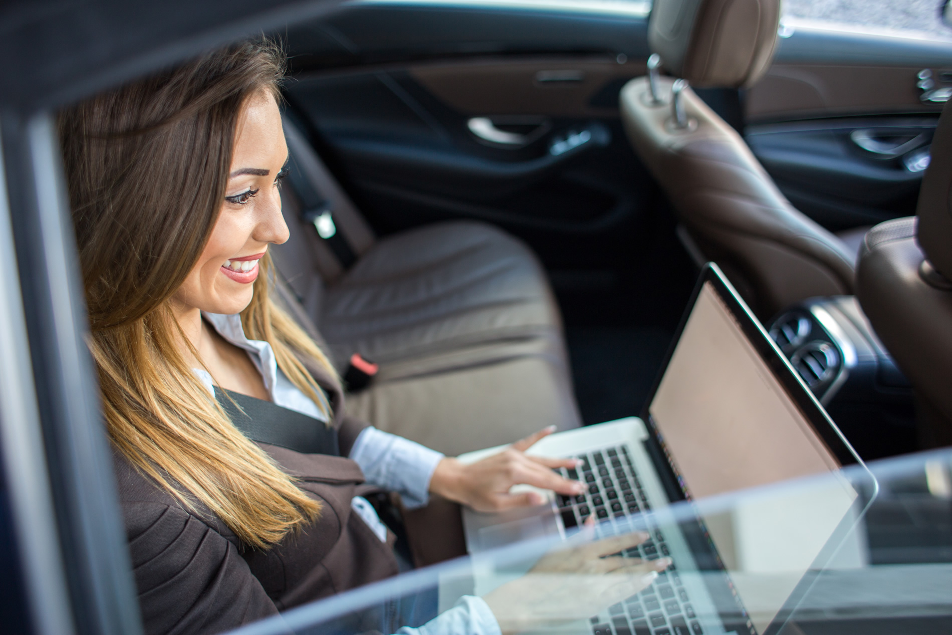 Corporate Travel from Maple Executive Cars
