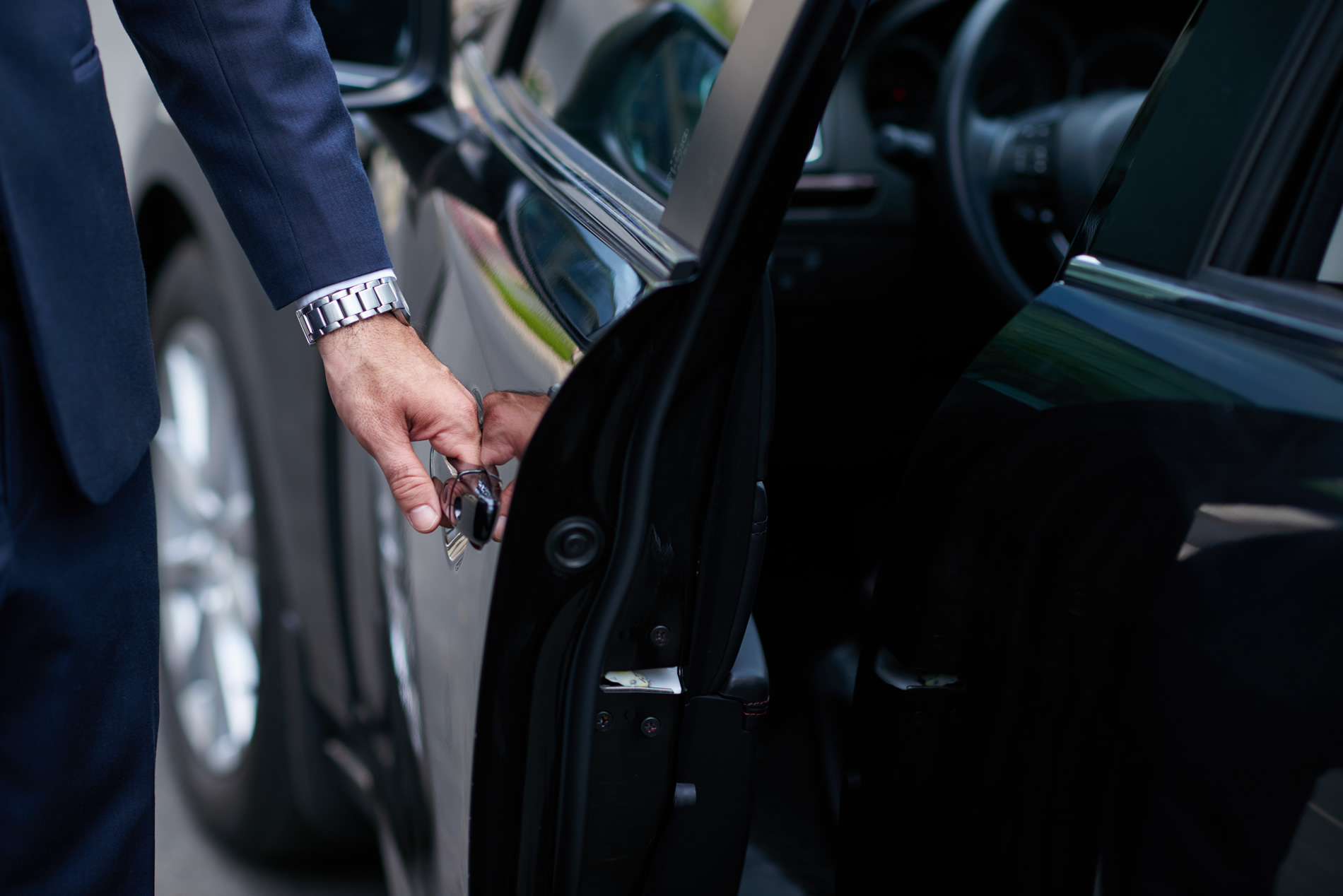 Chauffeur Services from Maple Executive Cars